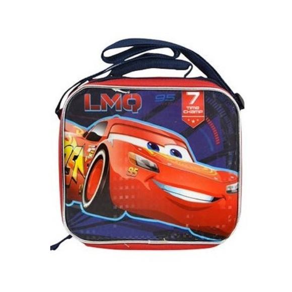 98e5d973f27 Disney Pixar Cars 3 Children Lunch Bag